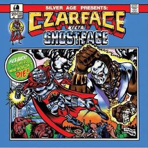 GHOSTFACE KILLAH & CZARFACE / CZARFACE MEETS GHOSTFACE [CD]