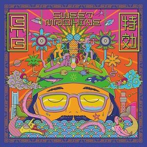 7/11 - BTB特効 - SWEET MACHINE [CD]