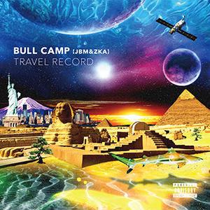 8/2 - BULL CAMP ( JBM & ZKA ) / TRAVEL RECORD [CD]