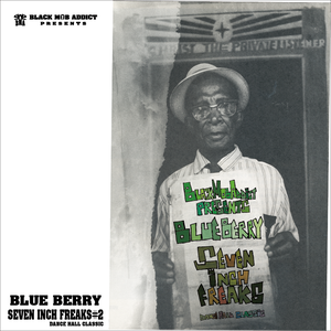 BLUE BERRY / SEVEN INCH FREAKS#2 [MIX CD]