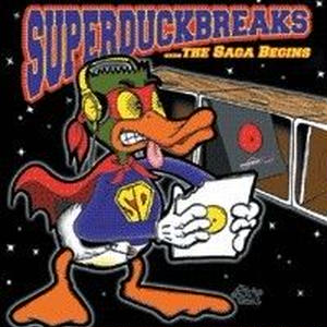 DJ Babu / Super Duck Breaks [GOLD] [LP]