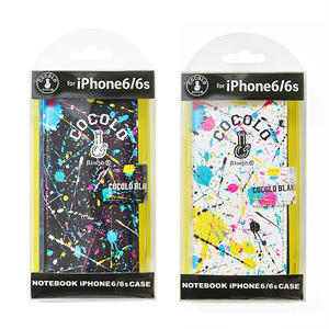 SPRASH BONG iPHONE CASE (iPHONE 6対応)(BLACK&WHITE)