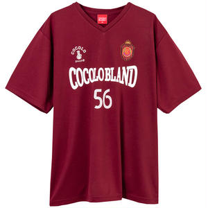 COCOLO FOOTBALL CLUB GAME SHIRTS (BURGUNDY)