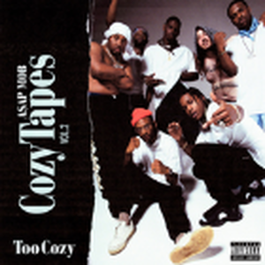 8月下旬 - A$AP MOB / COZY TAPES VOL. 2: TOO COZY [2LP]