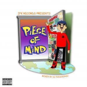"""勝 """"PIECE OF MIND~Mixed By DJ PANASONIC"""" [MIX CD]"""