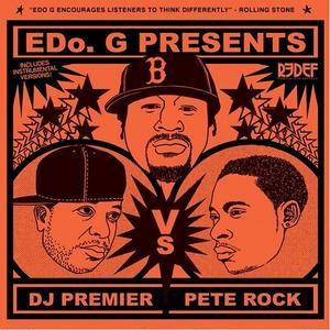 EDO.G / DJ PREMIER VS. PETE ROCK [7INCH x 4]