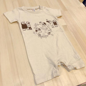 Banguard Baby rompers(nathural)