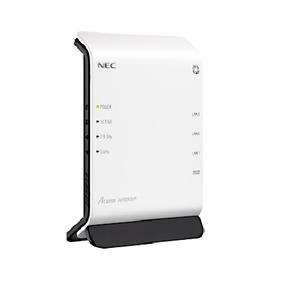 無線ルーター(NEC PA-WF800HP)