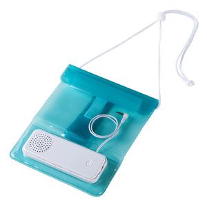 防水ケース付きスピーカー(5インチ用)