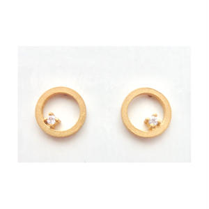 circle pierce wz petit diamond