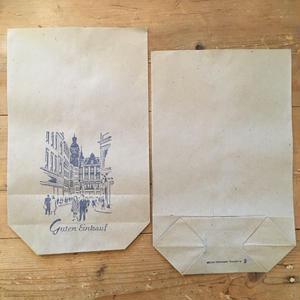 DDR(東ドイツ)の紙袋 2(1枚)
