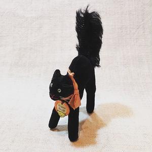 Steiff 黒猫