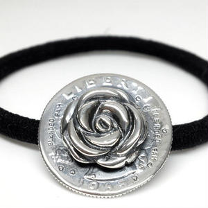 BF CONCHO ROSE SILVER / BFコンチョ ローズ SILVER
