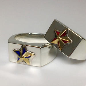TRAD STAR RING / トラッドスターリング
