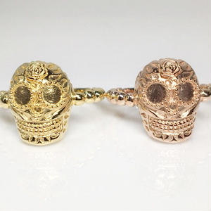 Female SKULL RING / Female スカル リング