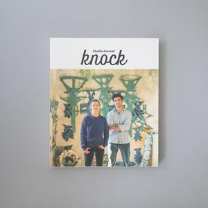 """[新刊]  Studio Journal Knock issue 5 """"EUROPE"""""""