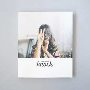 "Studio Journal Knock issue 6  ""New East"""