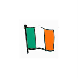 ピンバッジ:アイルランド国旗