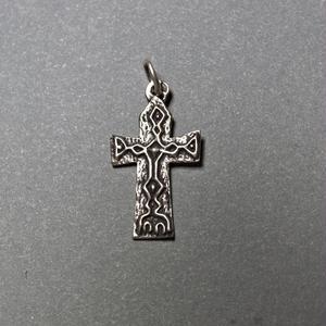 ピエール・トゥロアット 幾何学模様の十字架