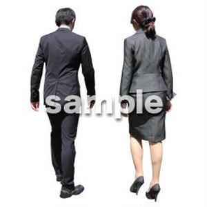 人物切抜き素材 ベーシックファッション編 P_070