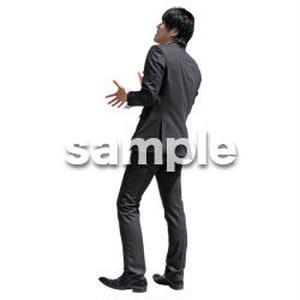 人物切抜き素材 ベーシックファッション編 P_484