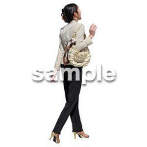 人物切抜き素材 ベーシックファッション編 P_154