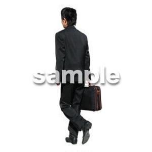 人物切抜き素材 オフィス・フォーマル編 G_085