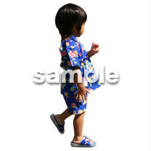 人物切抜き素材 夏服・フィットネス編 J_061