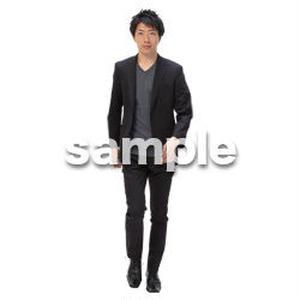 Cutout People ビジネス-日本人 EE_311