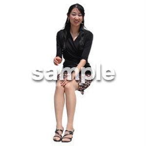 Cutout People ビジネス-日本人 EE_581