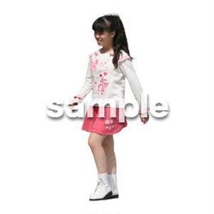 人物切抜き素材 ファミリー編 F_342