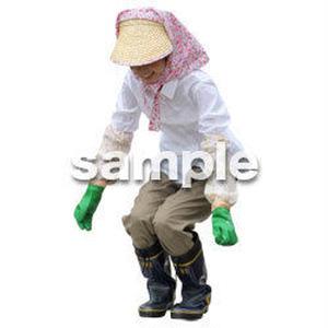 農作業 女性 NO_12