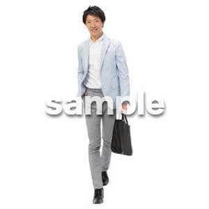 Cutout People ビジネス-日本人 EE_276