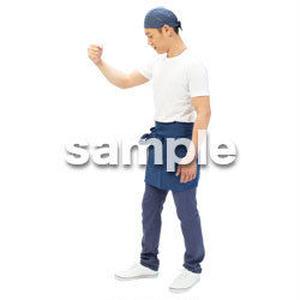 飲食店 男性 RA_03