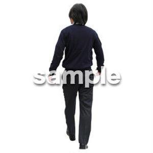 人物切抜き素材 ベーシックファッション編 P_490
