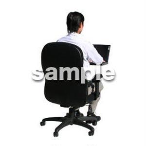 人物切抜き素材 オフィス・フォーマル編 G_172