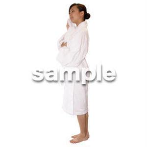 人物切抜き素材 夏服・フィットネス編 J_301