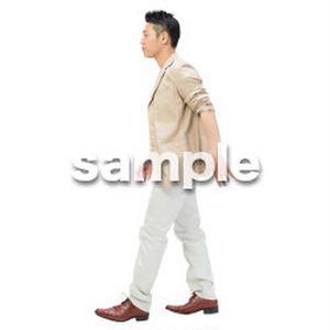 Cutout People 日本人カジュアル BB_198