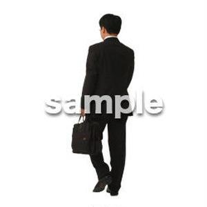 人物切抜き素材 オフィス・フォーマル編 G_093