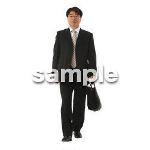人物切抜き素材 オフィス・フォーマル編 G_091
