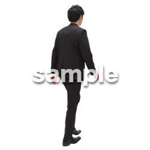 Cutout People ビジネス-日本人 EE_314