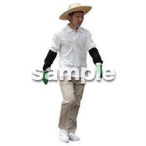 農作業 男性 NO_17