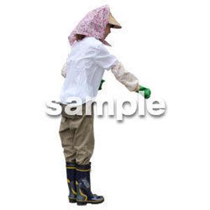 農作業 女性 NO_10