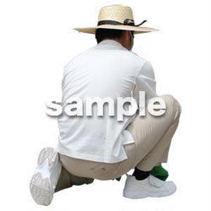 農作業 男性 NO_23