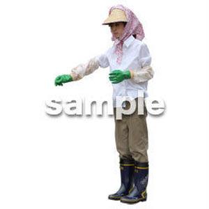 農作業 女性 NO_08