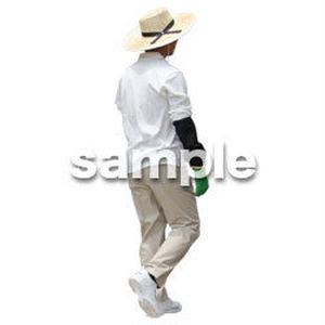 農作業 男性 NO_19