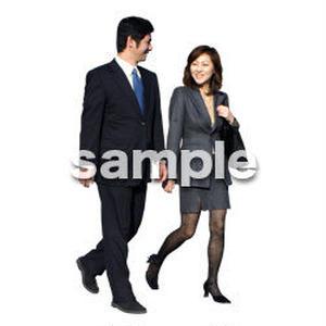人物切抜き素材 男性女性編 A_061