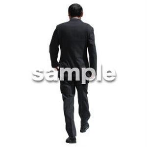 Cutout People ビジネス-日本人 EE_260
