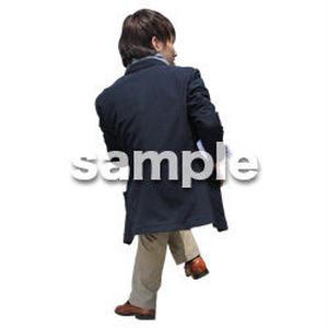 人物切抜き素材 アーバン・ショッピング編 M_471