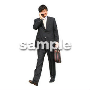 人物切抜き素材 オフィス・フォーマル編 G_095